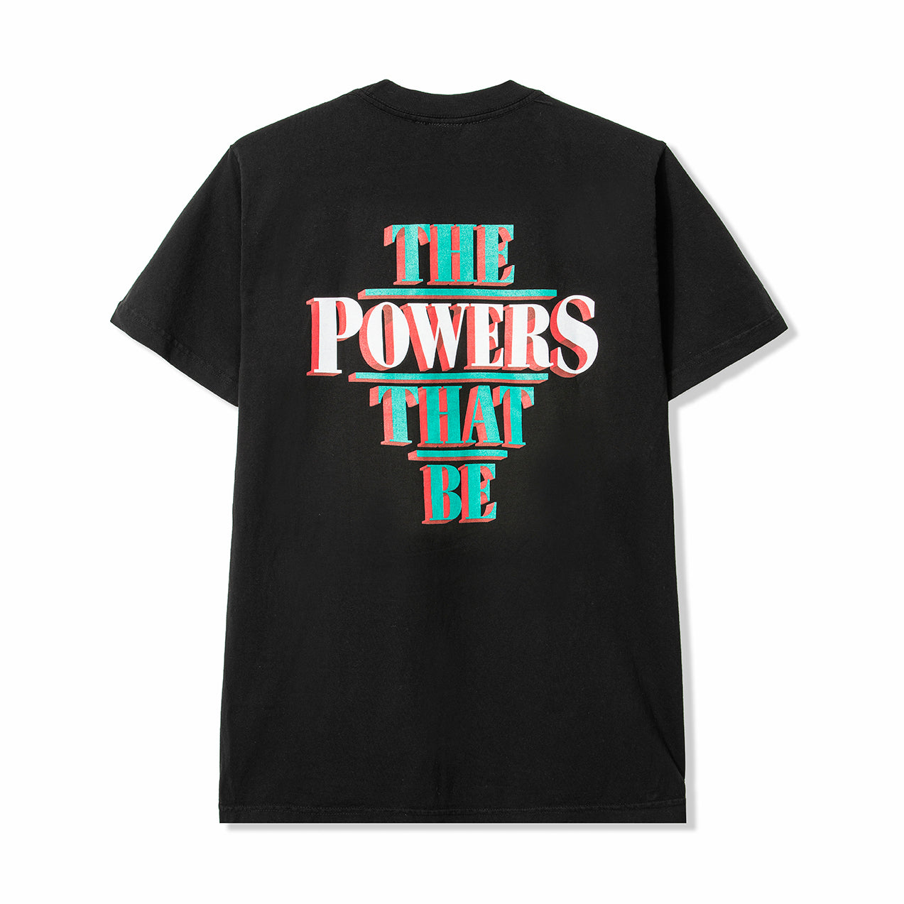 THE POWERS THAT BE SS TEE