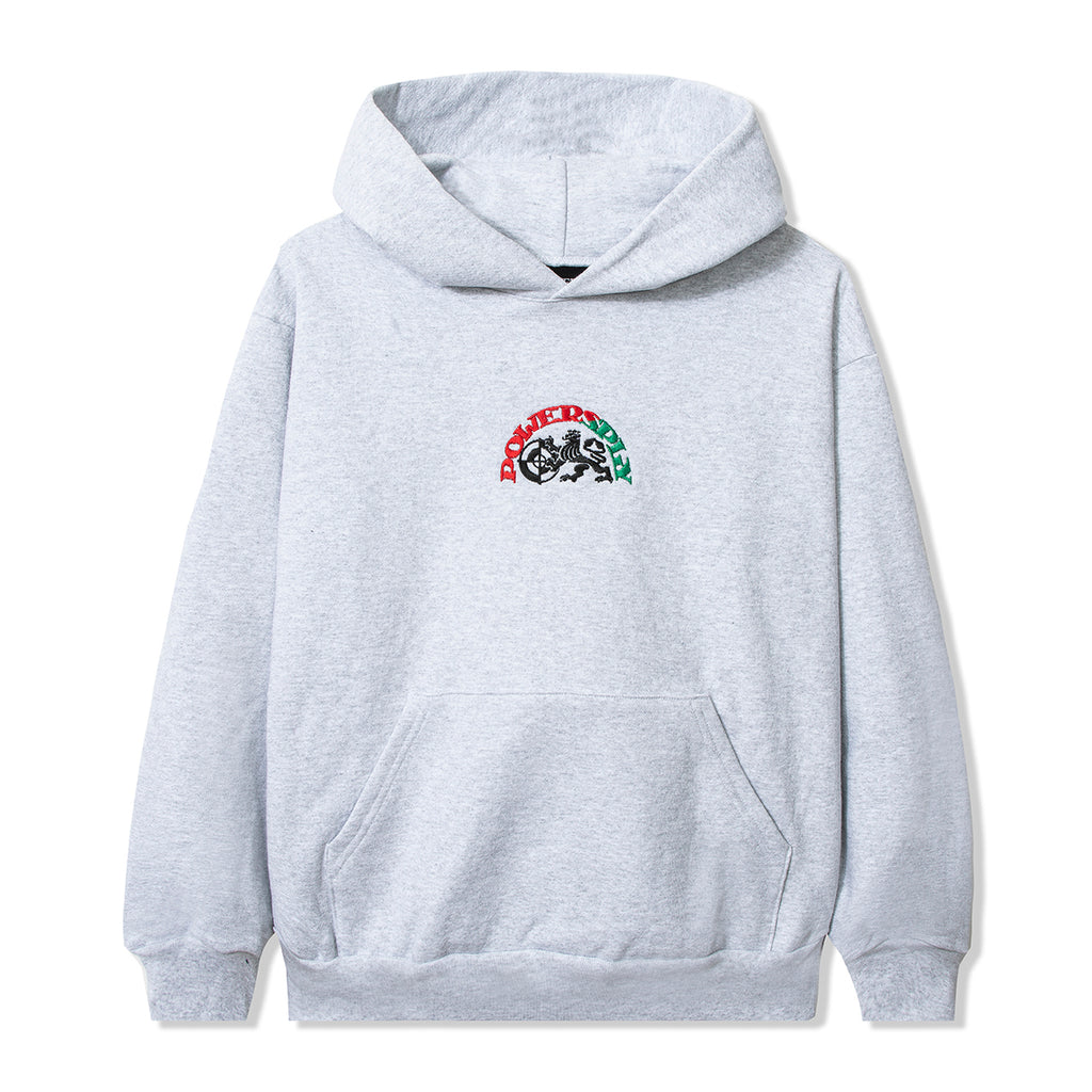 LION PULLOVER HOOD