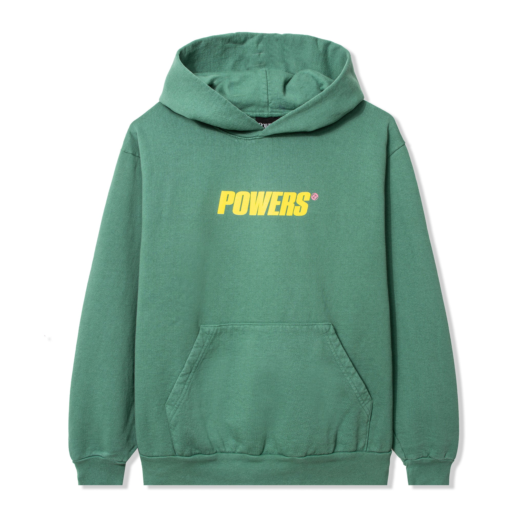 SPELLOUT PULLOVER HOOD