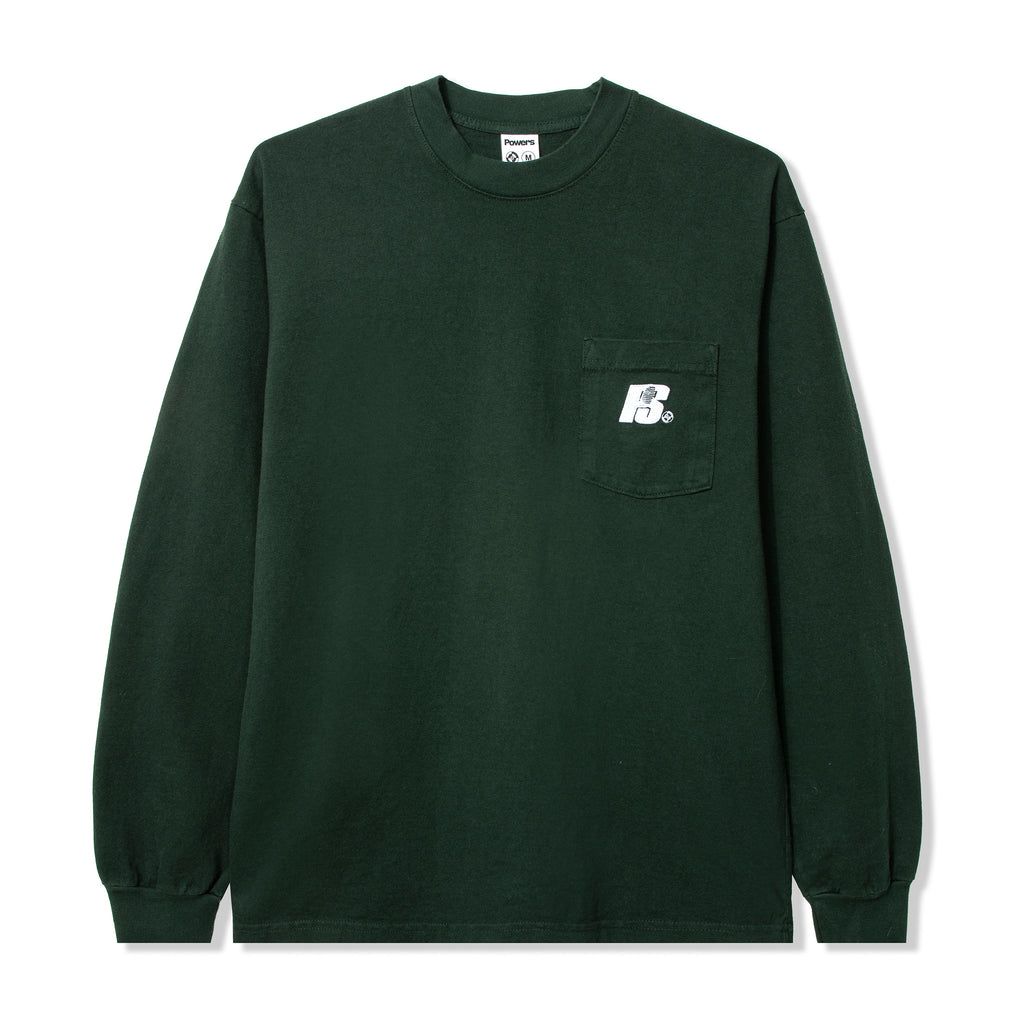 HEAVY LS POCKET TEE