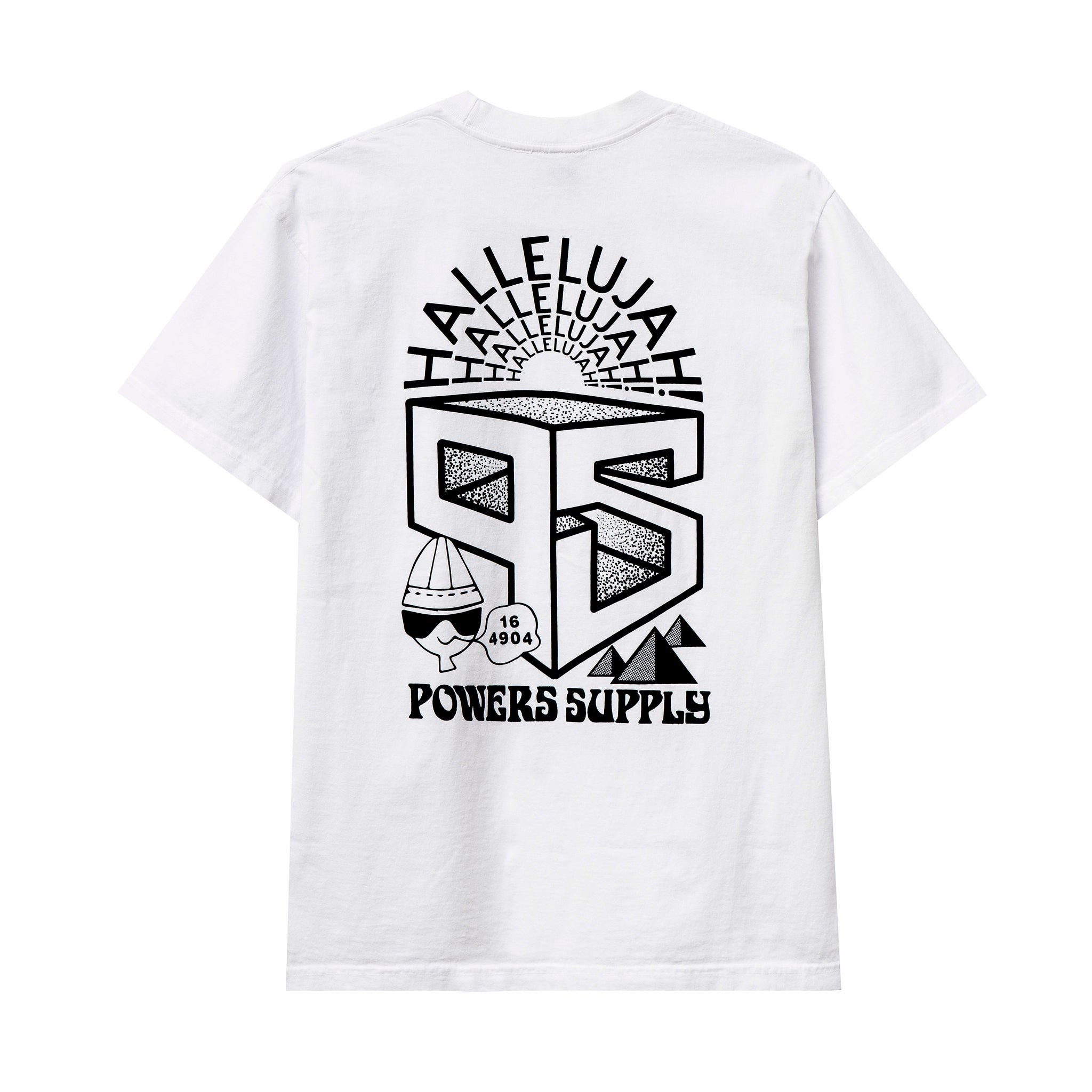 PS COLLAGE SS TEE