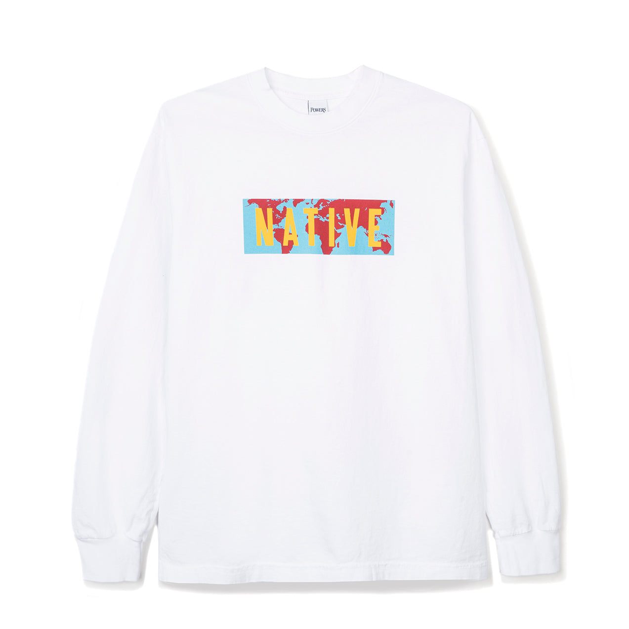 WORLD NATIVE LS TEE