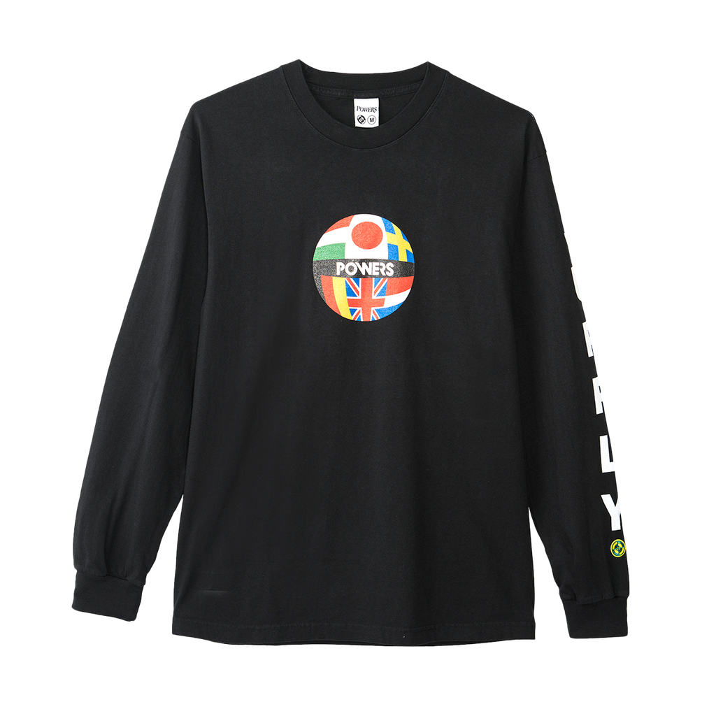 GLOBAL FLAG LS TEE