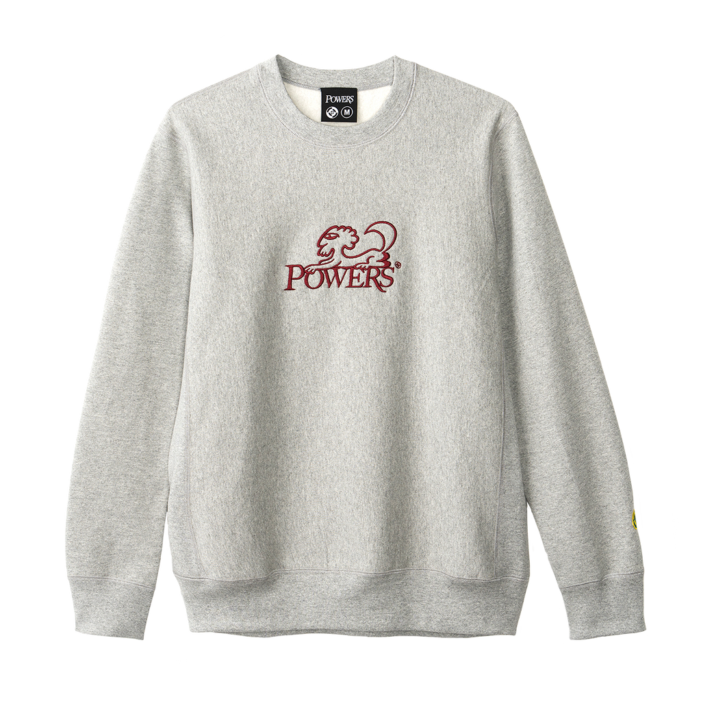 SPHINX CREW NECK SWEATER