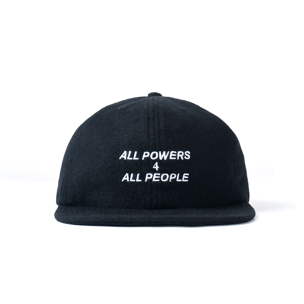 ALL POWERS 4 ALL PEOPLE WOOL CAP