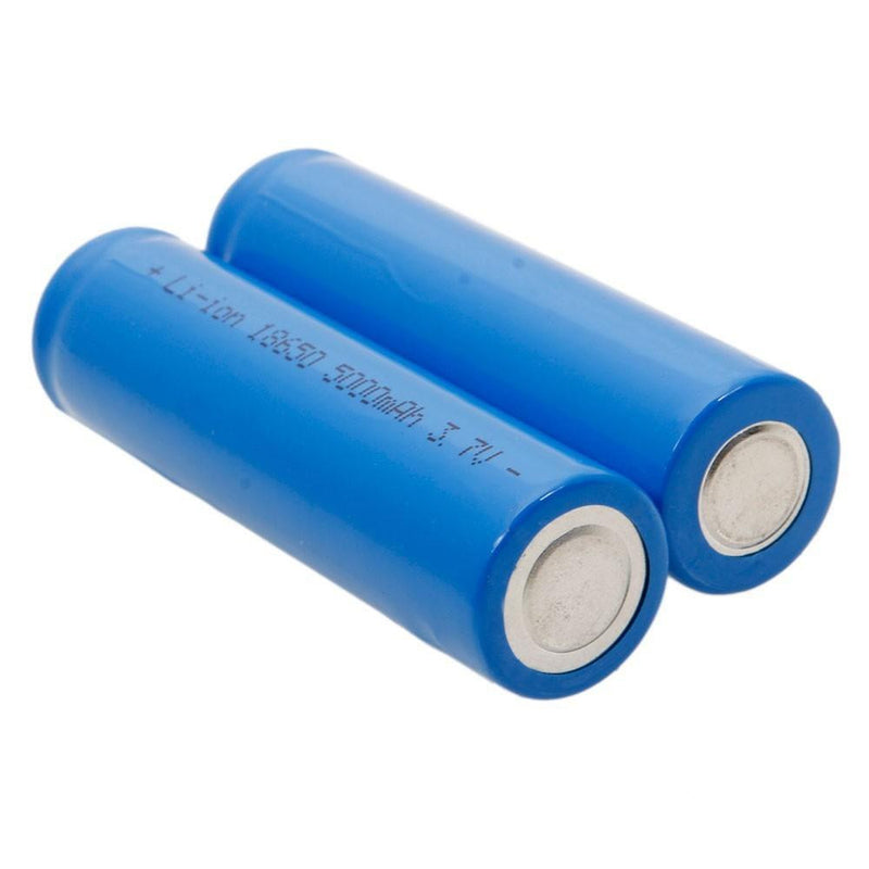 18650 Rechargeable Battery - 2 Piece