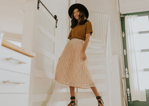 How to Style: Skirts for Spring