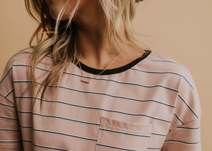 How To Style: Striped T-Shirts For Spring