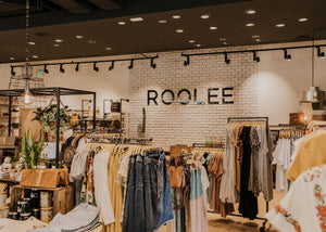 ROOLEE Salt Lake City Store Tour + Grand Opening!