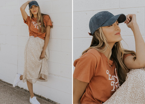 3 Ways to Style Ballcaps for Summer