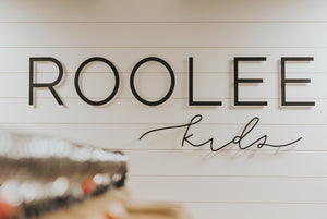 ROOLEE Kids Store Tour: Spring