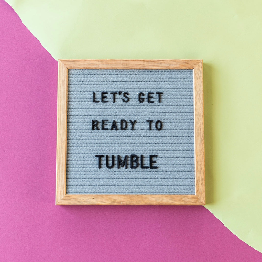 Let's Get Ready to Tumble