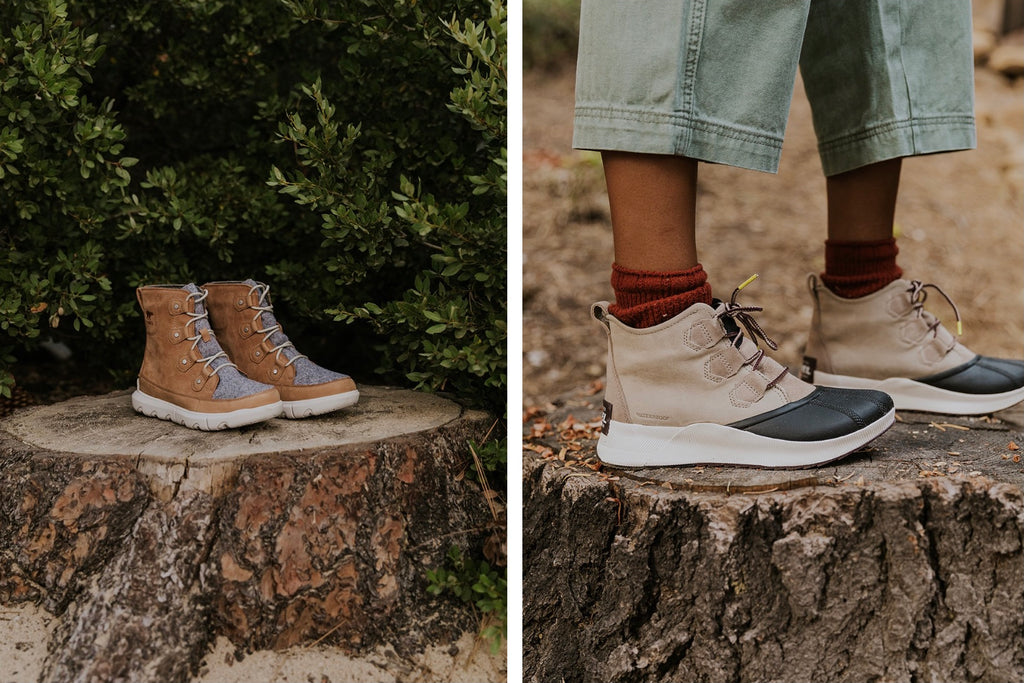 Shoes for the Fall