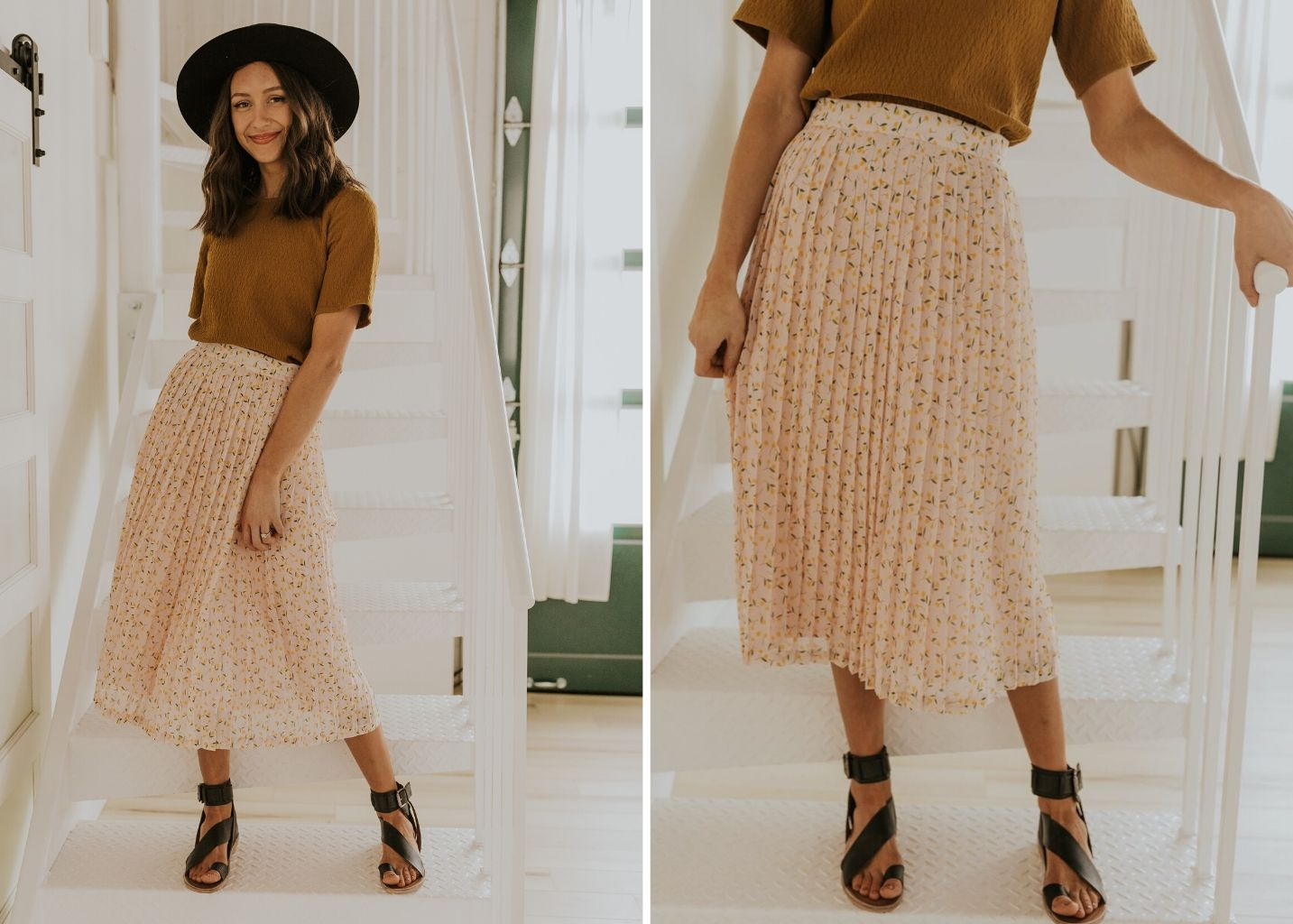 How to Style Skirts for Spring