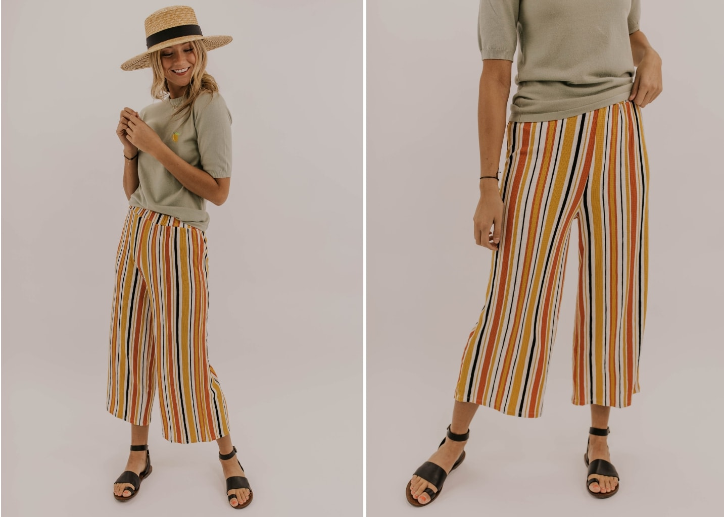 da052555cf How To Style: Wide-Leg Pants – ROOLEE