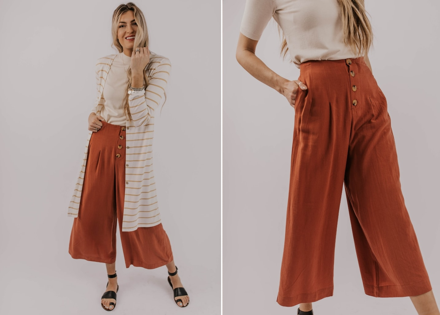 The Bisbee Button Pant