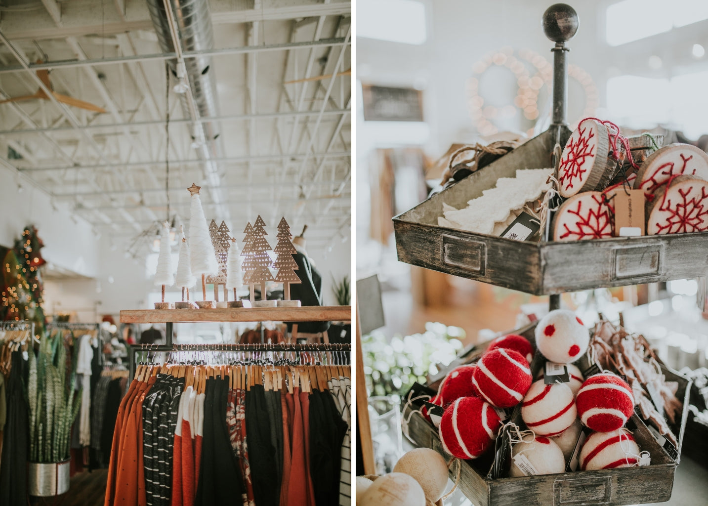 Roolee Store Tour Christmas