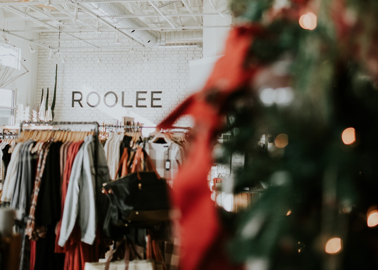 ROOLEE Christmas Store Tour