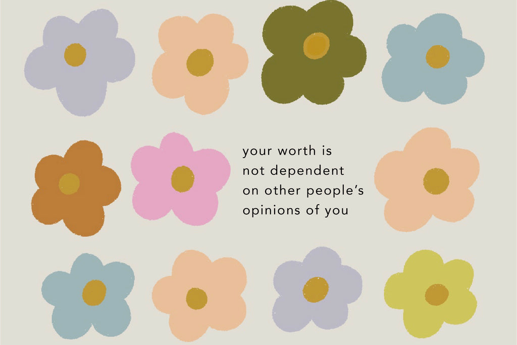Your worth is not dependent quote