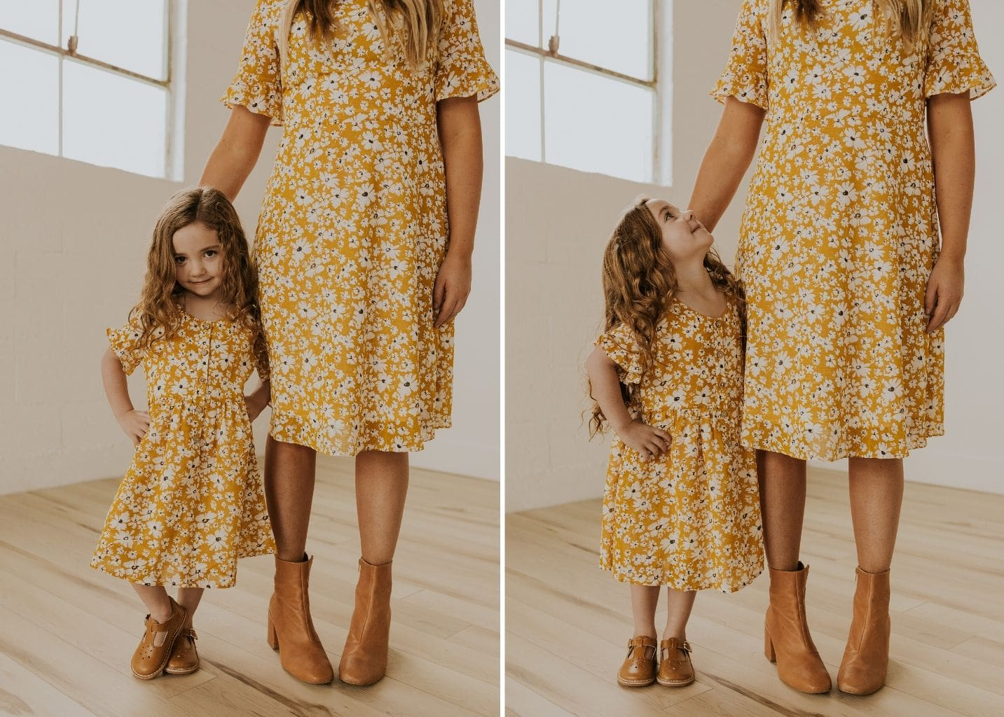 Mommy Daughter Date Ideas | Mommy and Me Outfits