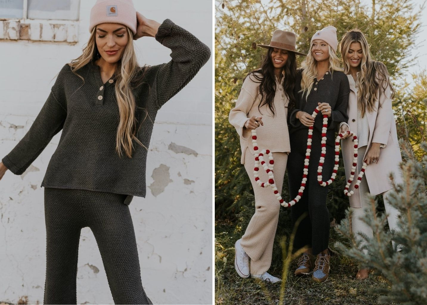 cute comfy clothing sets for women