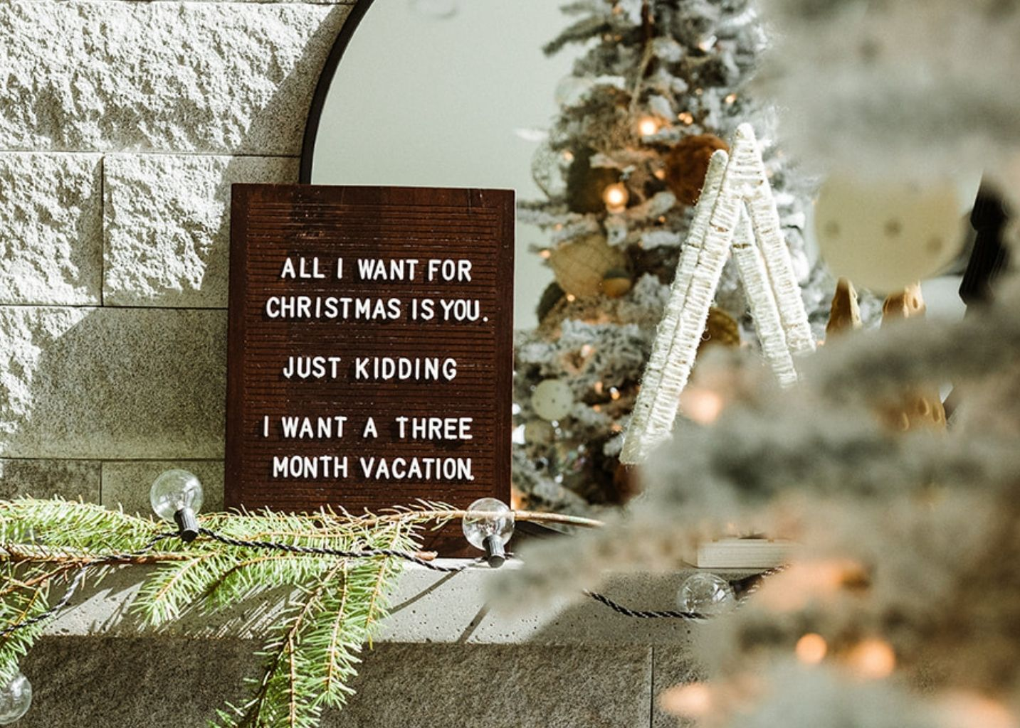 Holiday Letter Board Quotes Funny