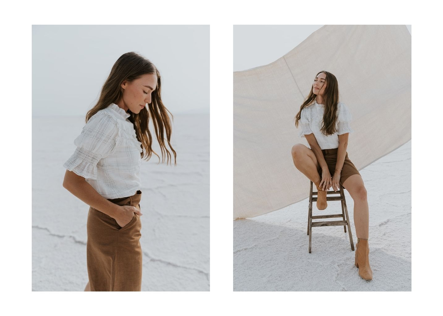 Salt. - a new women's clothing line by ROOLEE