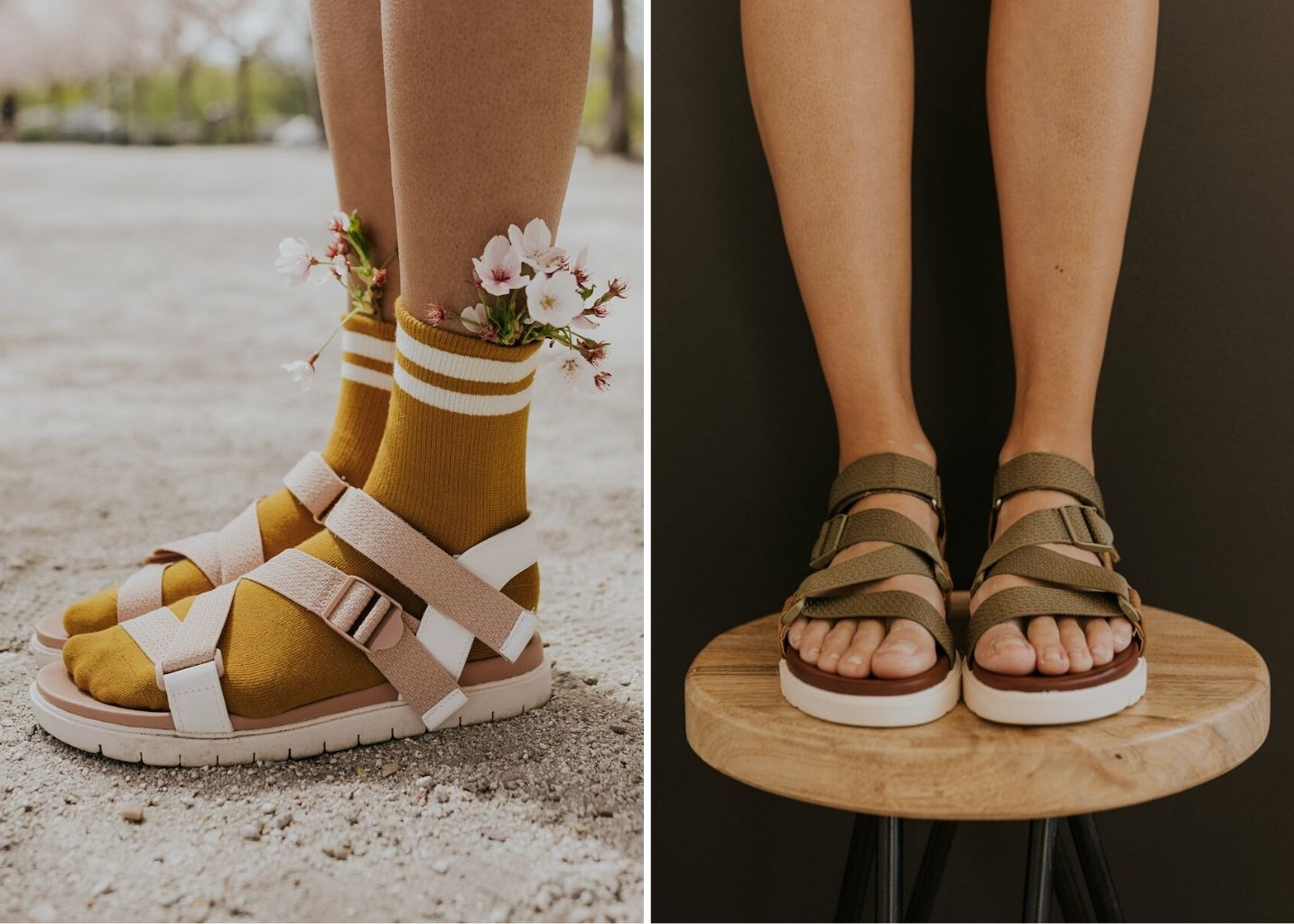 What Your Sandal Choice Says About Your Personality