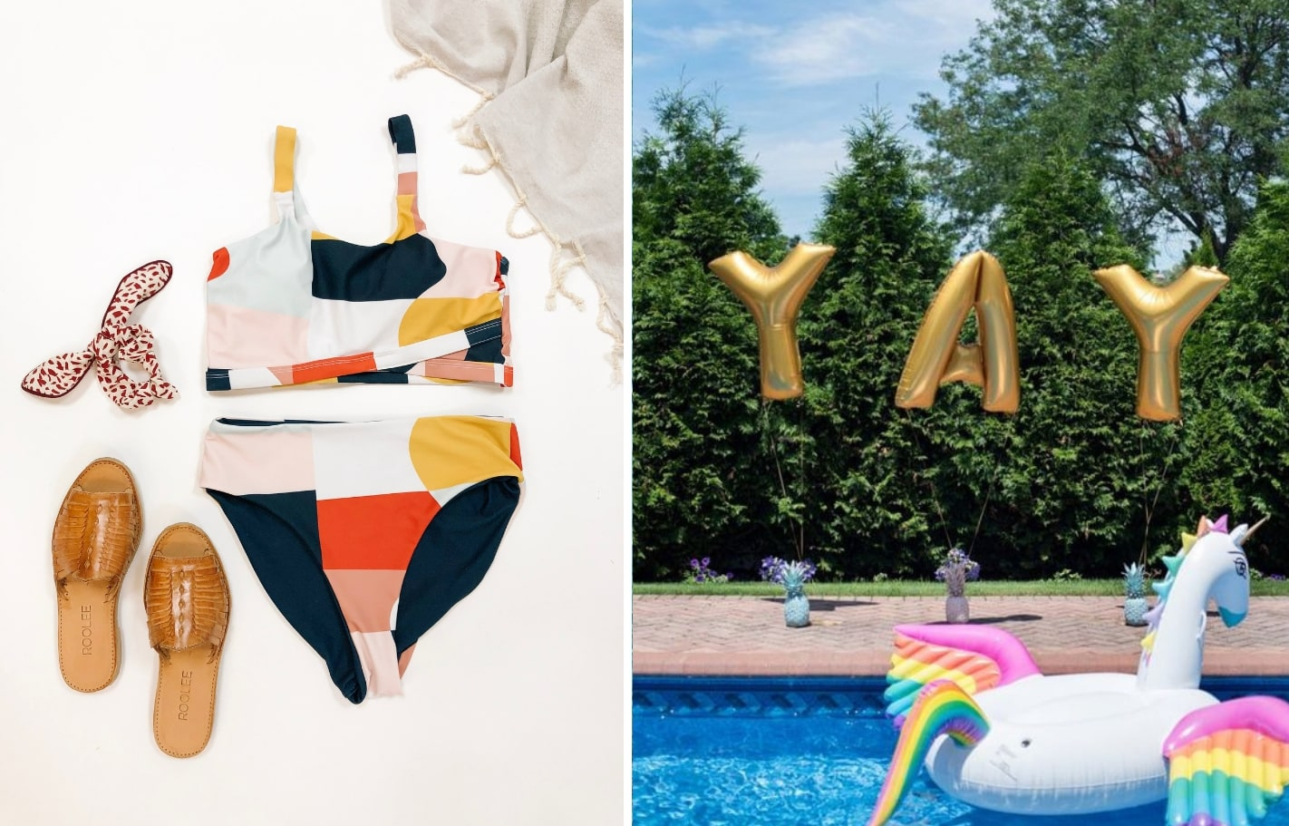 The Best Swimsuit For A Pool Party