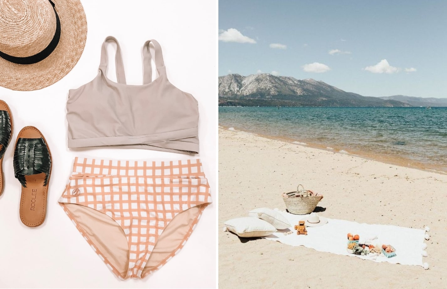 The Best Swimsuit For A Beach BBQ Or Picnic