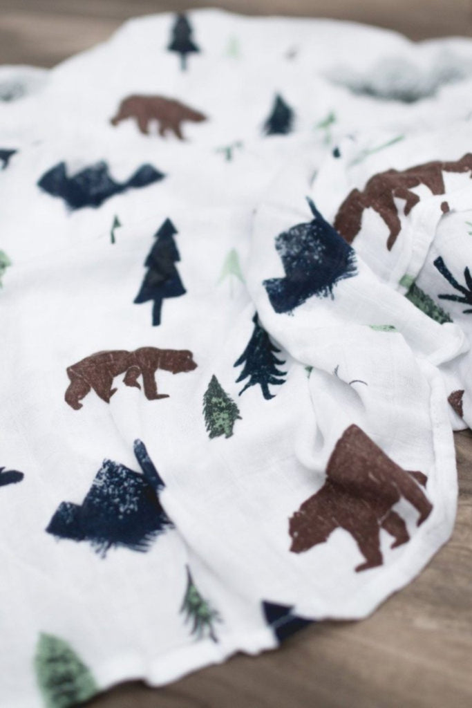 Yosemite Bamboo Swaddle | ROOLEE Kids