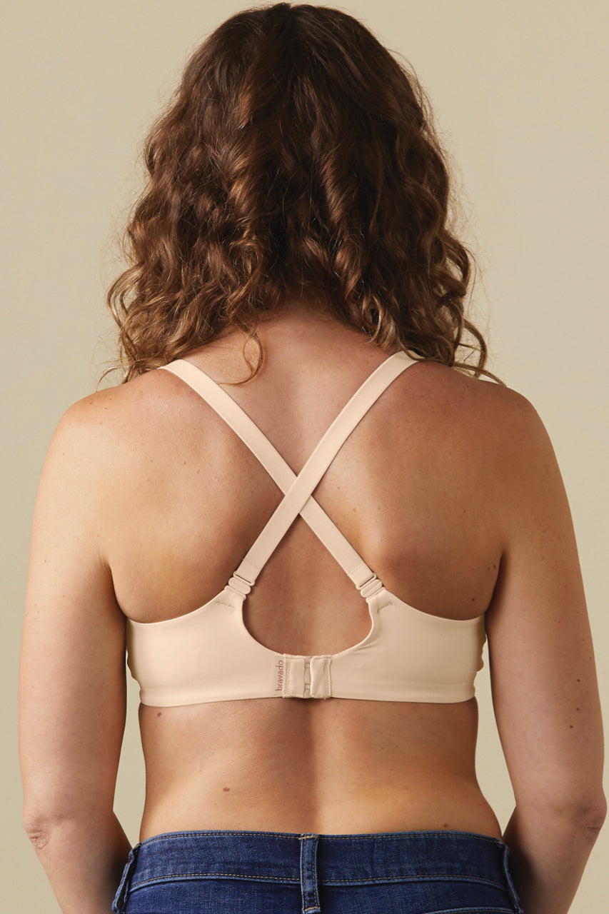 Adjustable Strap Bra | ROOLEE