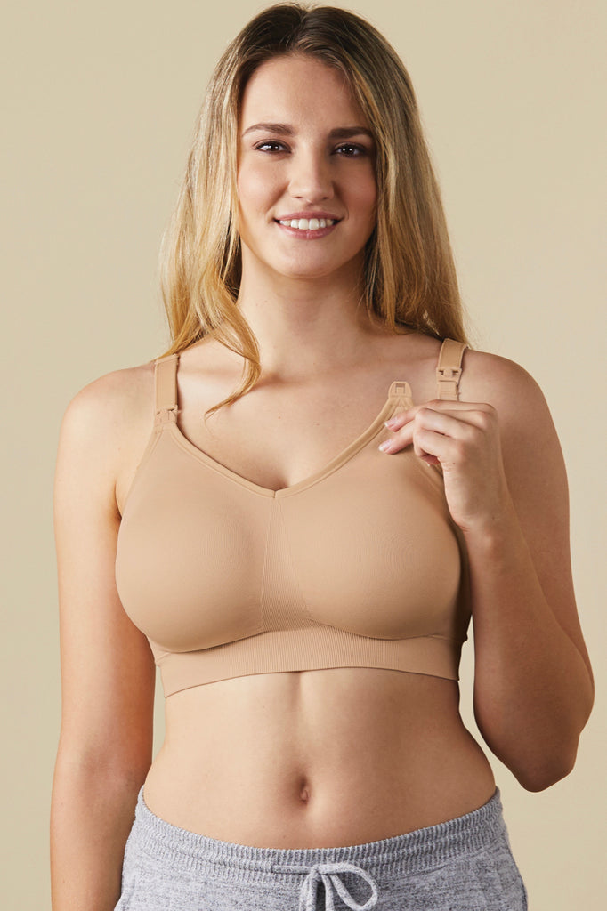Full Coverage Nursing Bra | ROOLEE