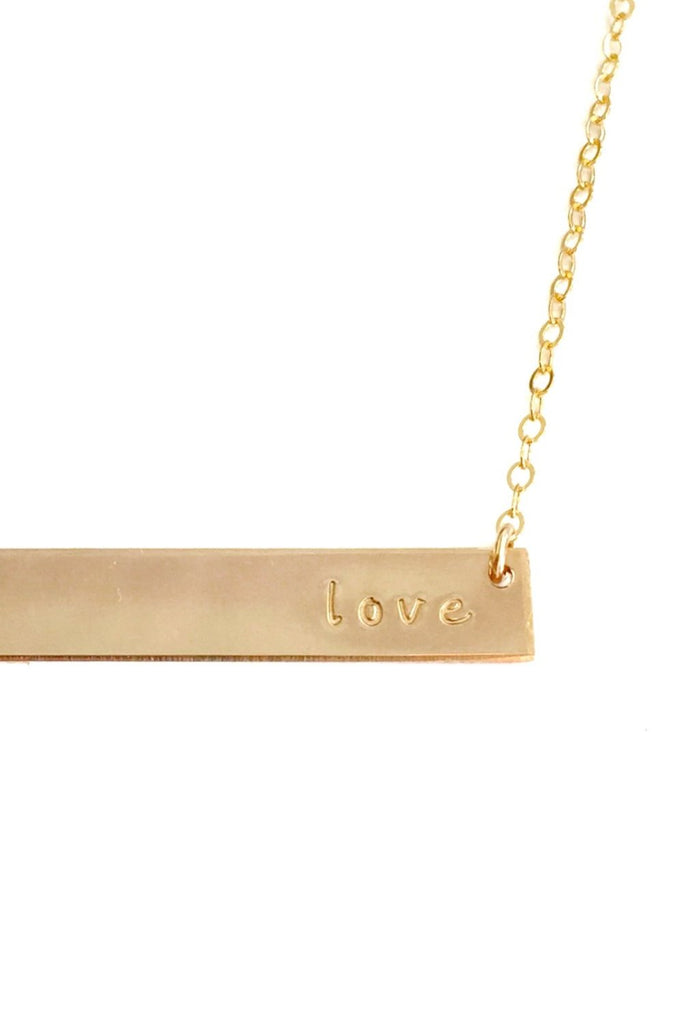 gold-love-bar-necklace