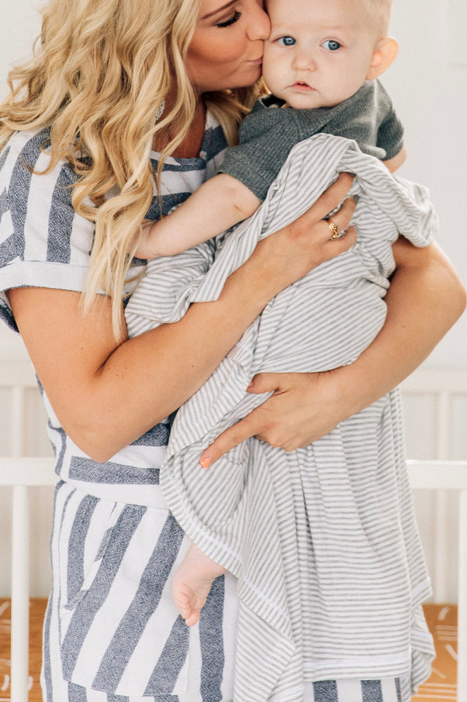 Stretch Swaddle Blanket | ROOLEE