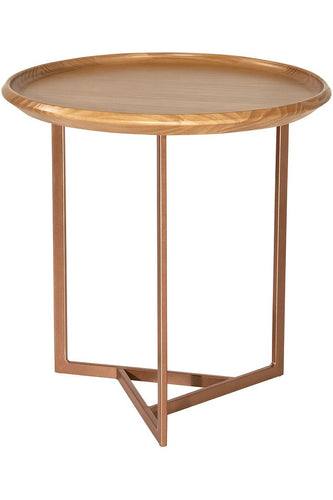 Round End Table | ROOLEE