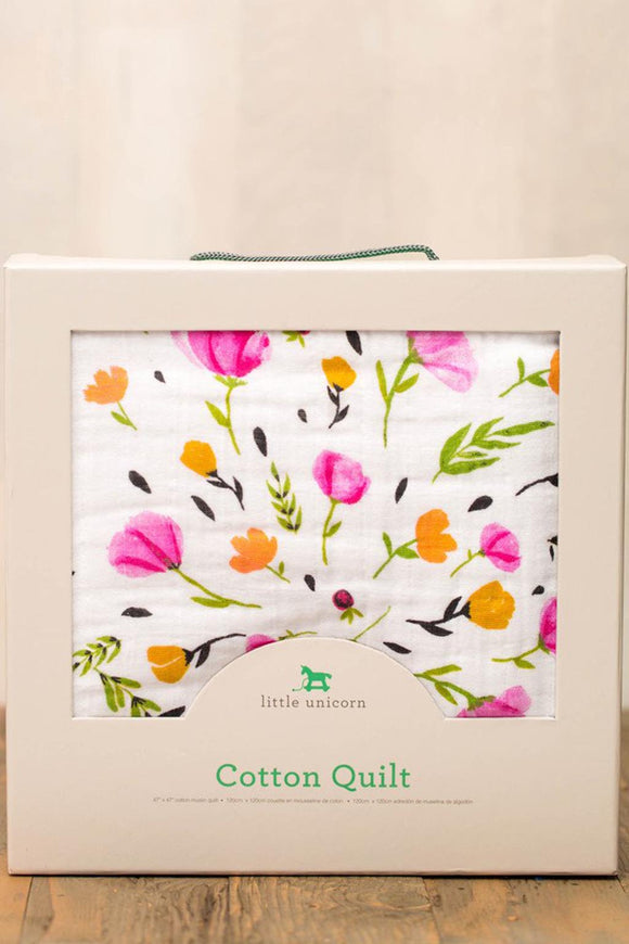 Berry and Bloom Quilt