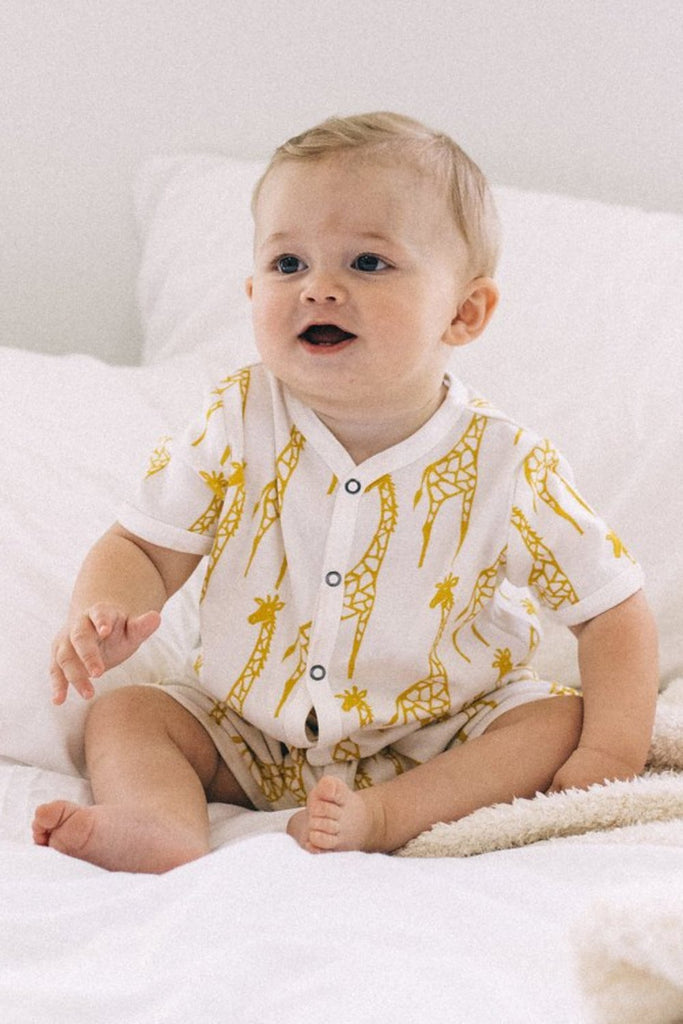 Little Giraffe Shortall | ROOLEE Kids