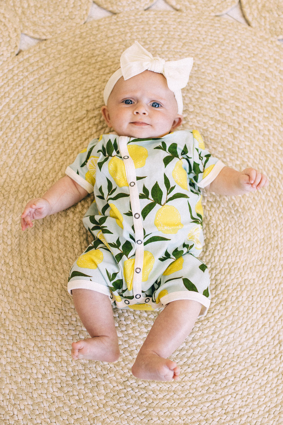 Little Lemon Shortall | ROOLEE Kids