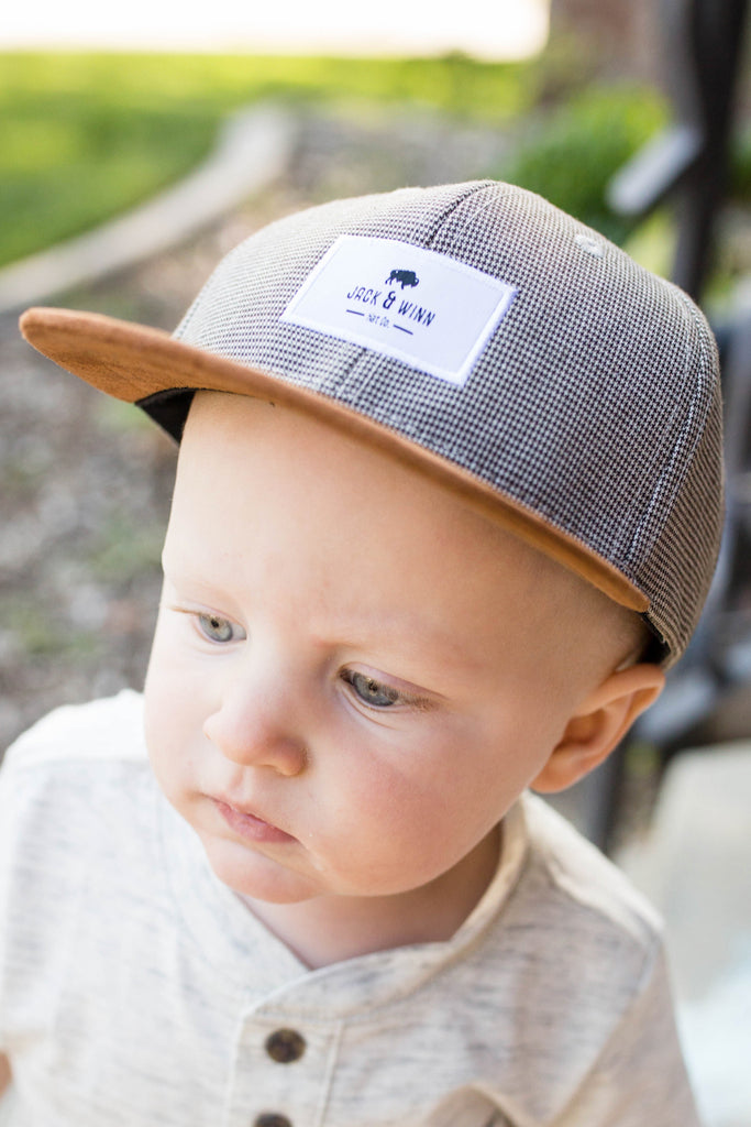 Little boys snapback hats | ROOLEE