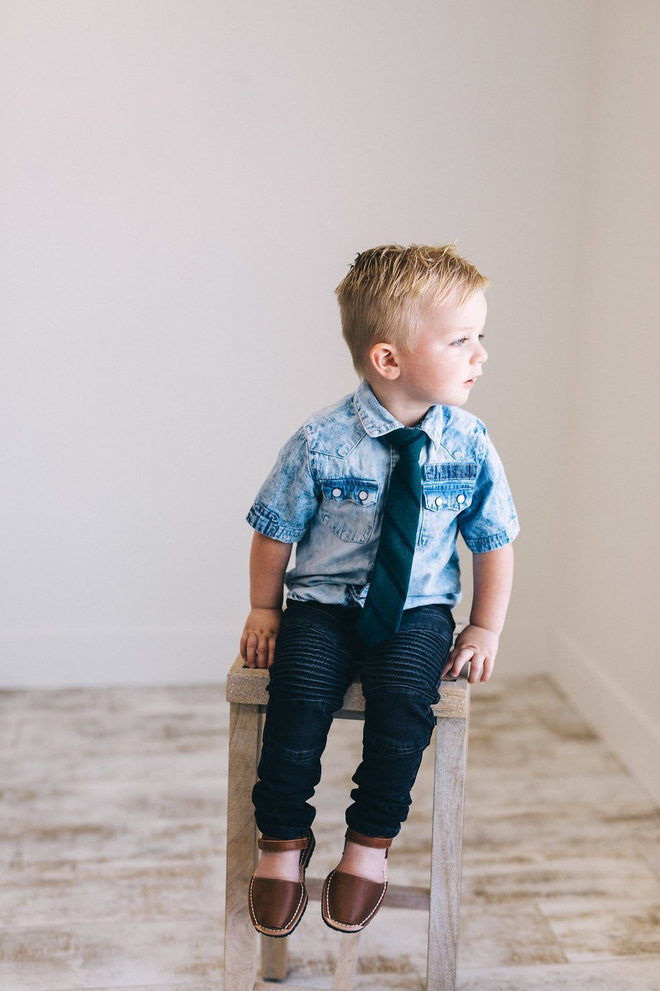 Black Skinny Jeans For Kids | ROOLEE Kids
