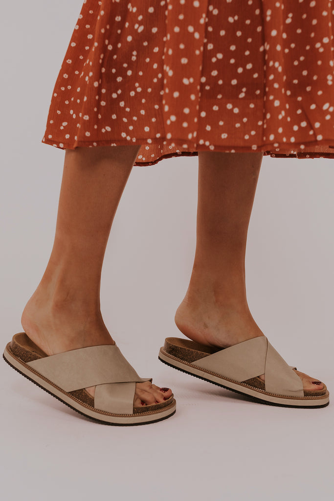 Slide on Sandals for Summer | ROOLEE