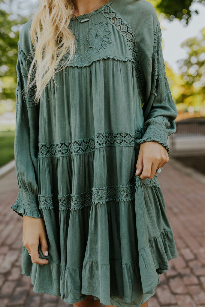 Free People Tunic Dress | ROOLEE