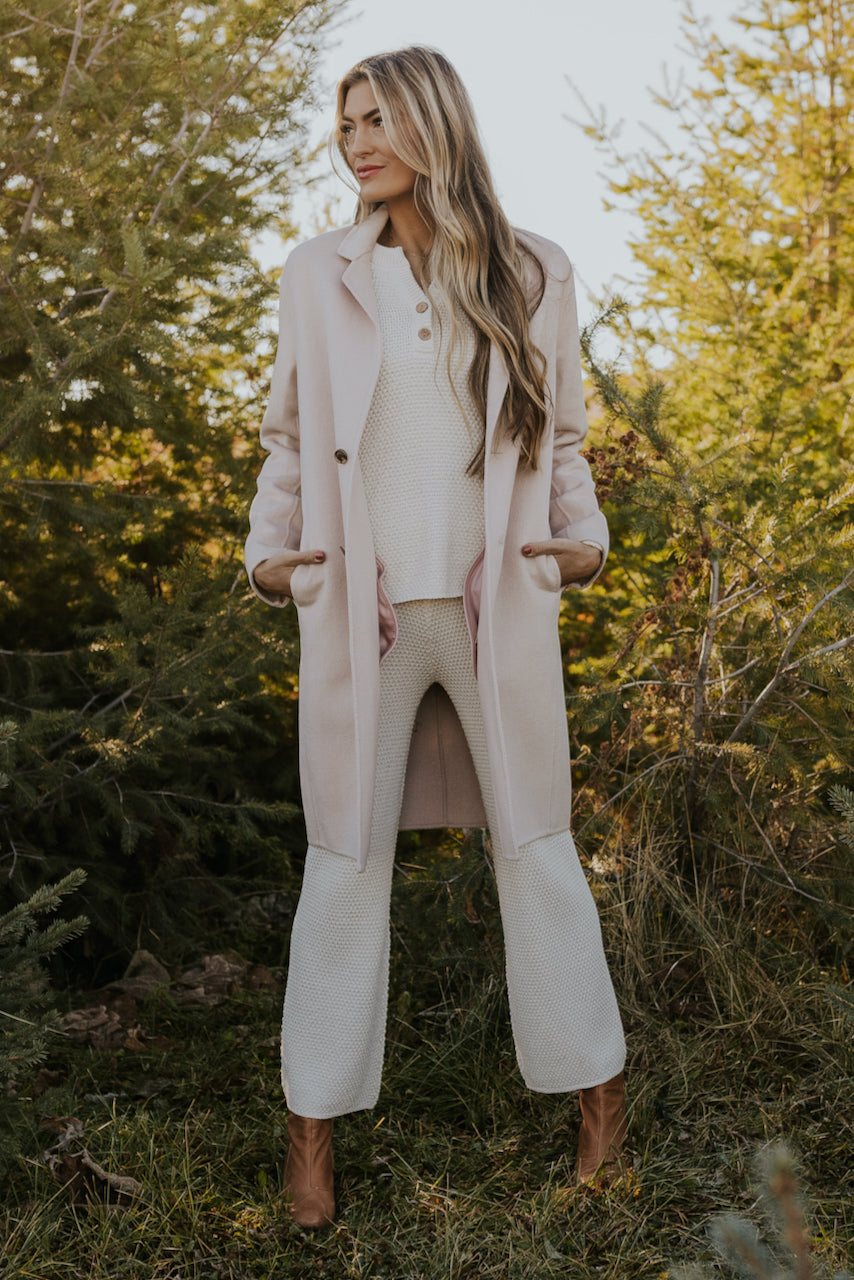 Long Formal Coats for Winter | ROOLEE
