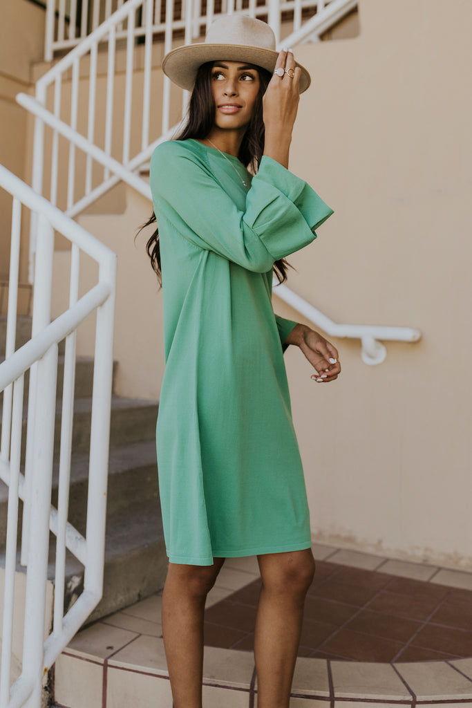 Green formal dresses | ROOLEE