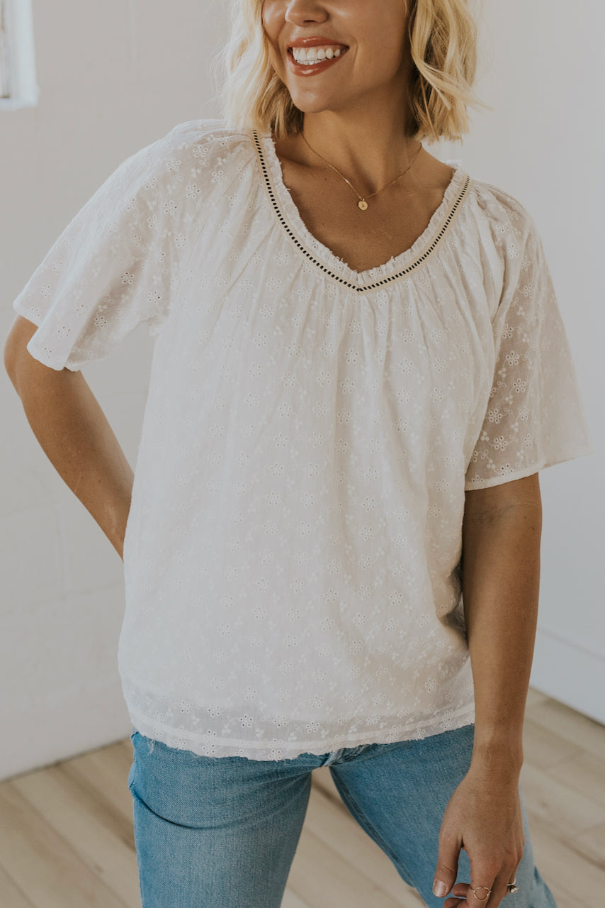 Cute blouses for summer | ROOLEE