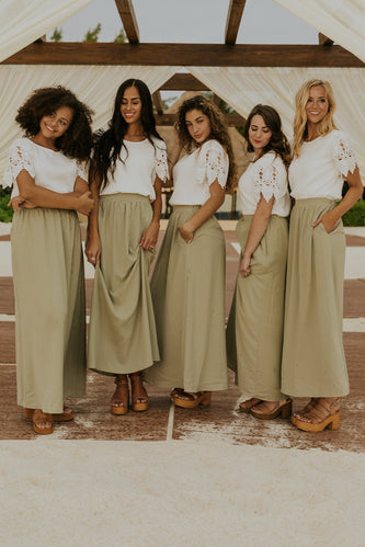 Bridesmaid Skirts | ROOLEE