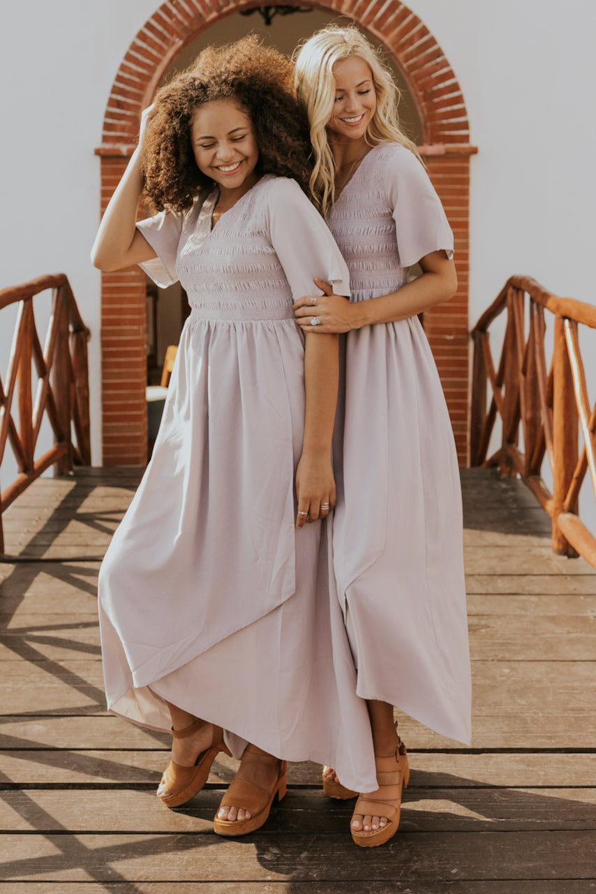 Flattering Bridesmaid Dresses | ROOLEE