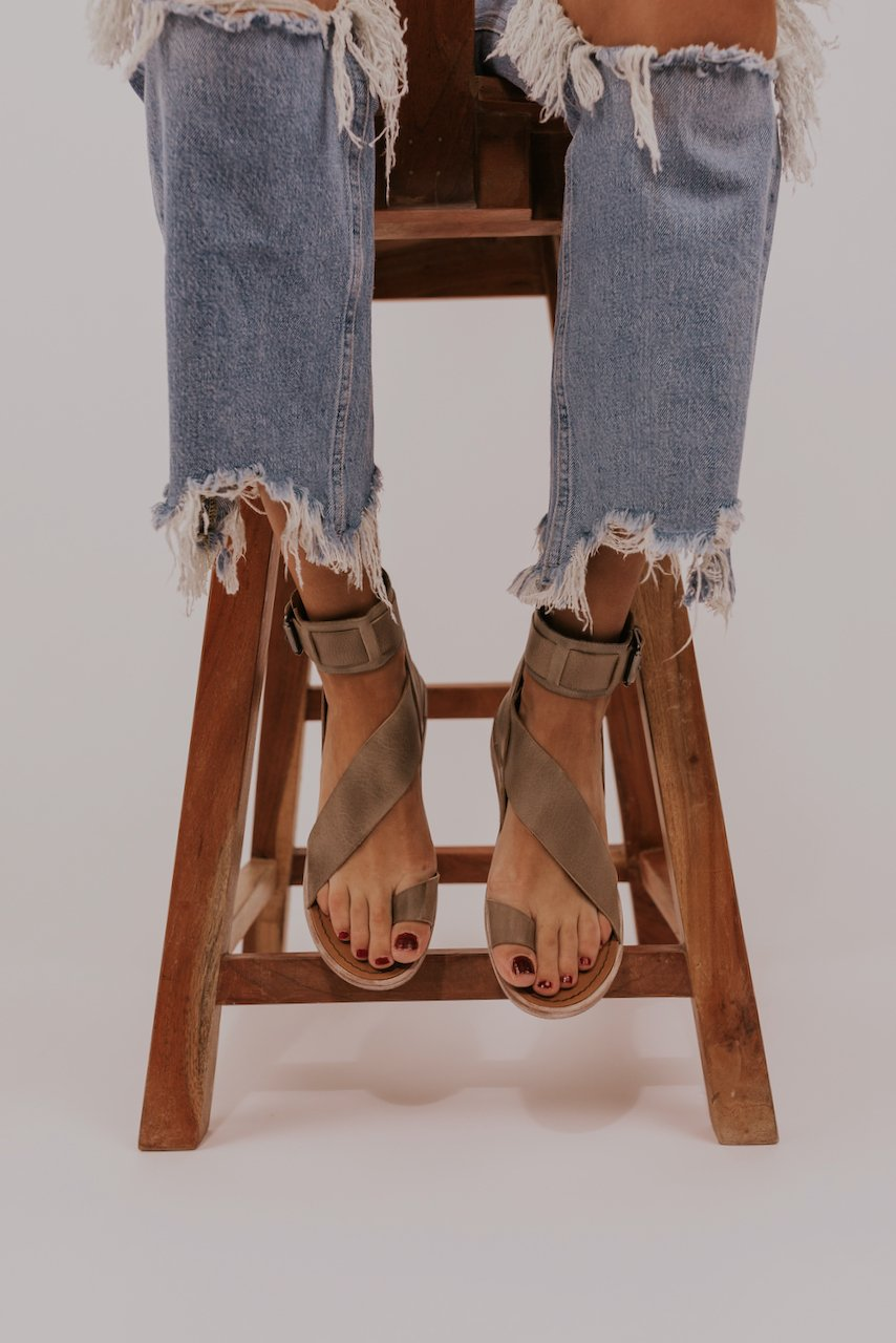 Open toe shoes for summer | ROOLEE