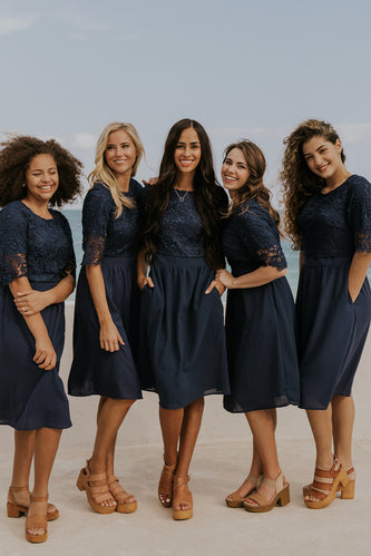 Bridal party dresses | ROOLEE